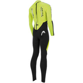 Head Swimrun Rough 4.3.2 Men yellow/black